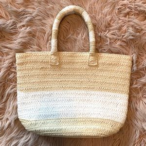 Altru Straw Bag Brand New